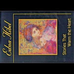 Signed Edna Hibel book Stories that Warm the Heart